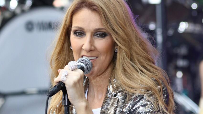 Photo : Céline Dion dévoile ses incroyables cheveux bouclés