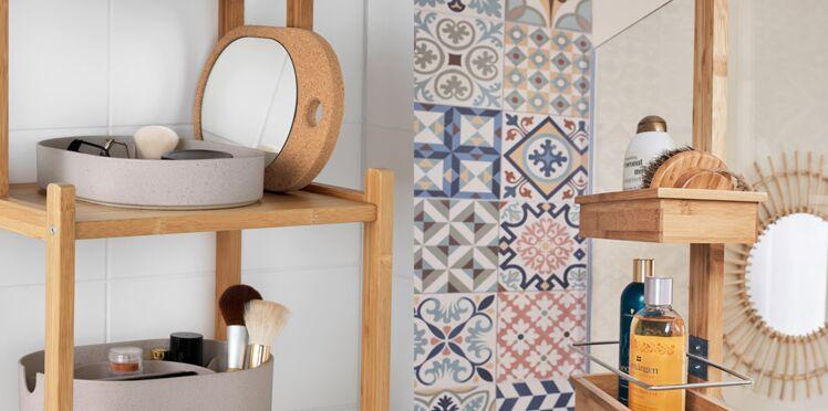 15 rangements de salle de bains à moins de 30€
