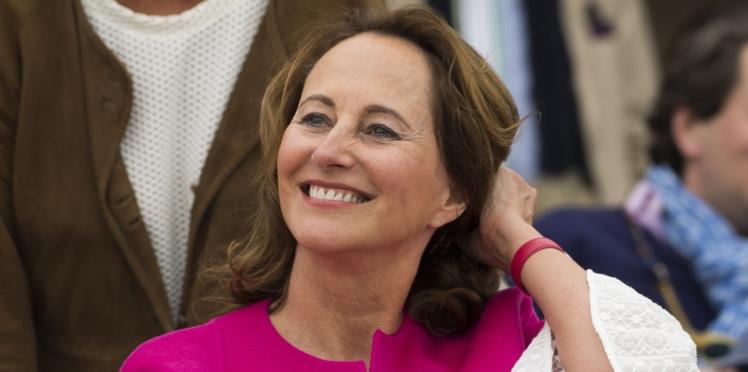 Ségolène Royal : l'ex de François Hollande féminine et élégante sur le tapis rouge à Monaco