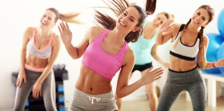 Brûler 500 calories en 1h, c'est possible avec la Gym ...