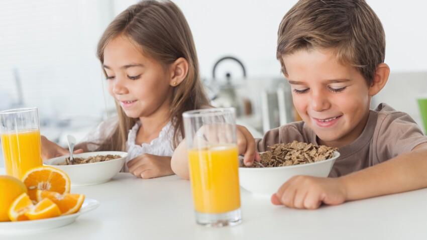 Quelles céréales pour le petit-déjeuner de mon enfant ?