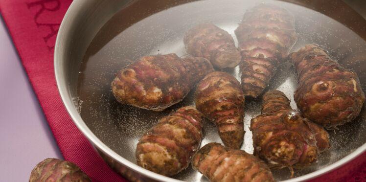 Comment réussir la cuisson du topinambour