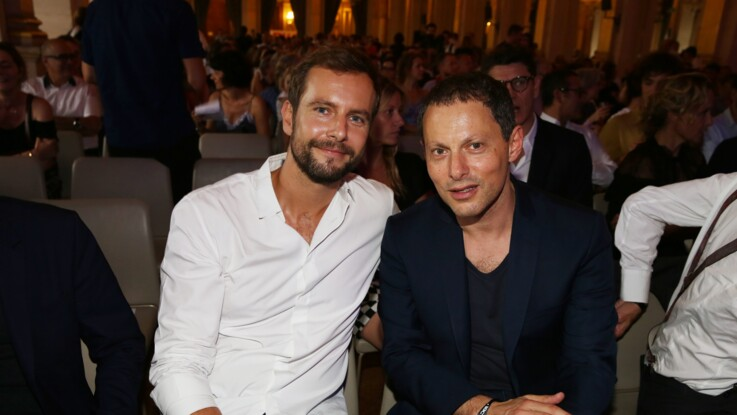 PHOTOS - Marc-Olivier Fogiel: qui est son compagnon, François Roelants?