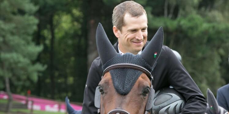 Guillaume Canet, parrain du 1er concours de cheval... sans cheval