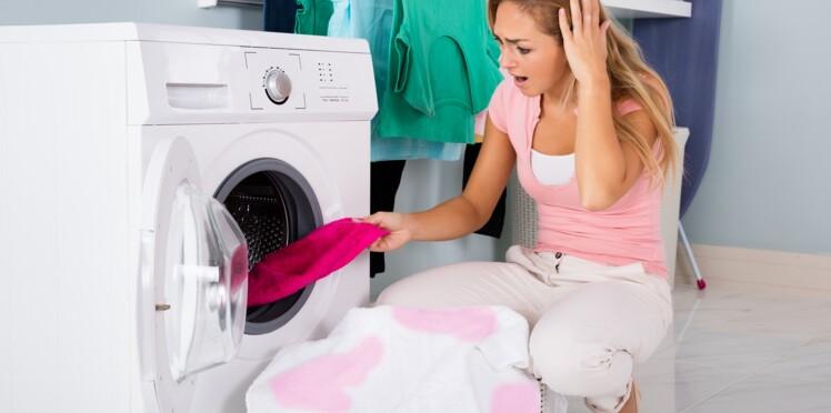 Comment récupérer un vêtement qui a déteint ?