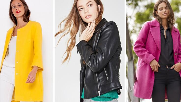 Manteaux et vestes d'automne : 25 nouveautés canons à porter dès maintenant