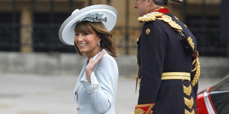 Kate Middleton : sa mère Carole scandalise l'Angleterre avec un costume qui rappelle la mort de Lady Diana