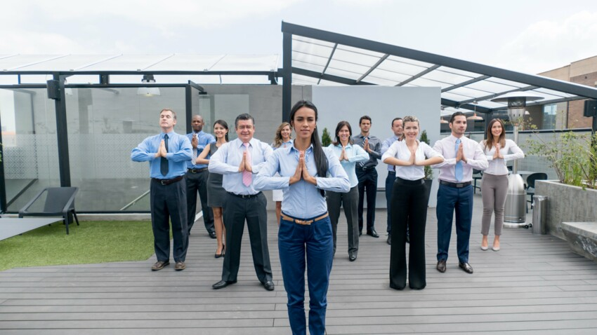 Hôpitaux, entreprises, écoles: on se met tous à la méditation!