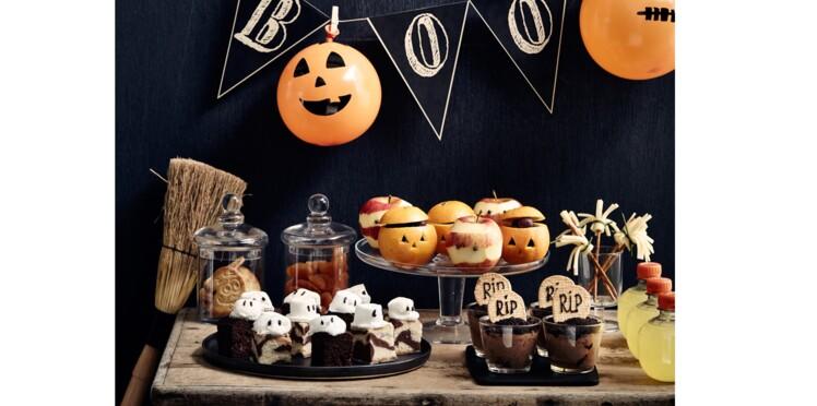 Nos recettes express pour Halloween