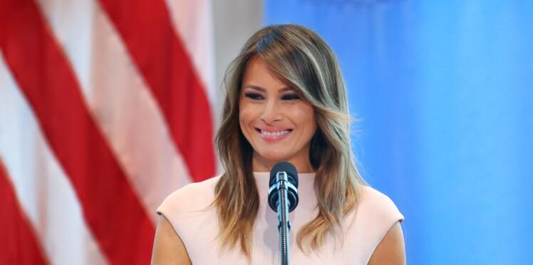Melania Trump provoque une polémique lors de son voyage humanitaire en Afrique