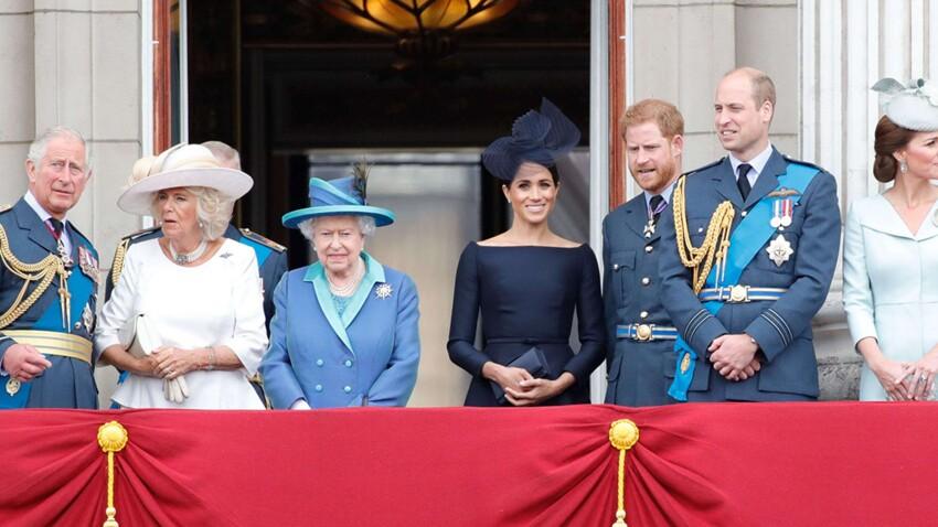 Combien gagnent les membres de la famille royale ?