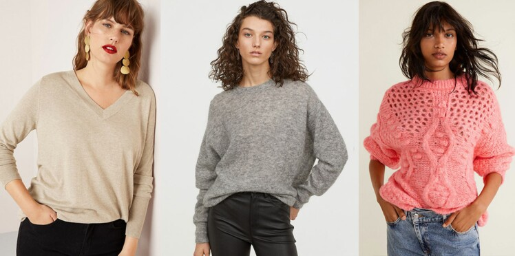 91cdb22a1f77 Comment porter un pull à même la peau   Conseils et shopping tendance