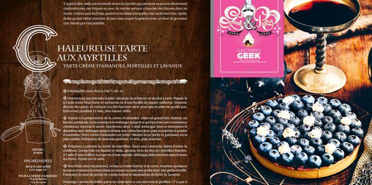 Tarte aux myrtilles de Kaamelott