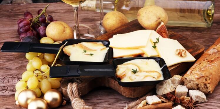Raclette végétarienne : par quoi remplacer la charcuterie