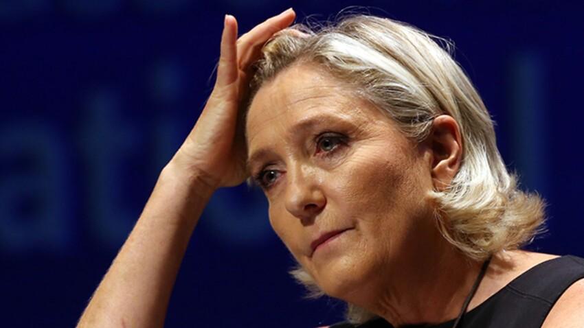 La fille de Marine Le Pen victime d'une violente agression