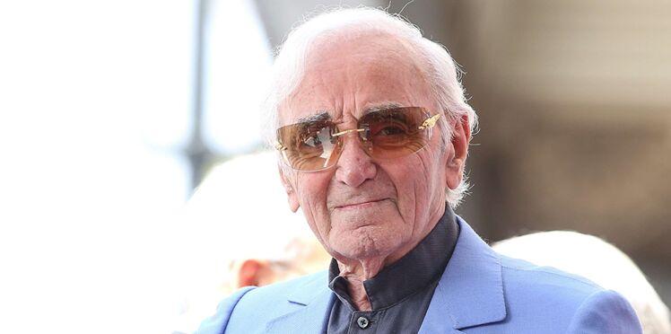 """""""Un surhomme"""" : les tendres confidences de Nicolas Aznavour au sujet de son père décédé"""