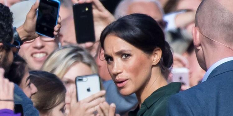 La demi-soeur de Meghan Markle repoussée à l'entrée du palais de Kensington : les clichés de cette tentative ratée de réconciliation