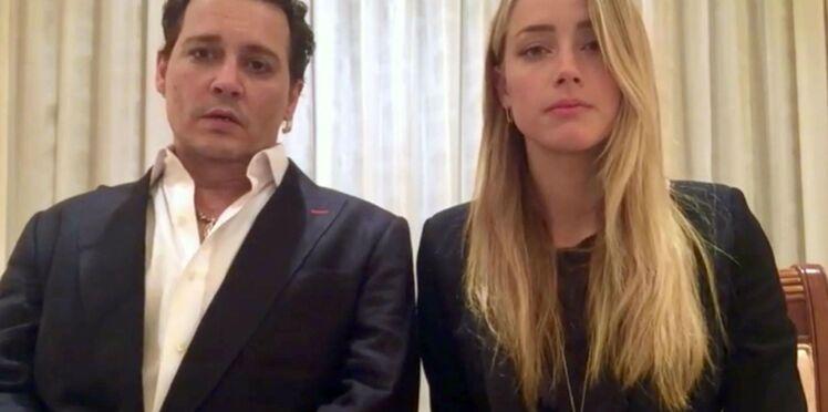 Johnny Depp riposte violemment aux accusations de violences conjugales d'Amber Heard