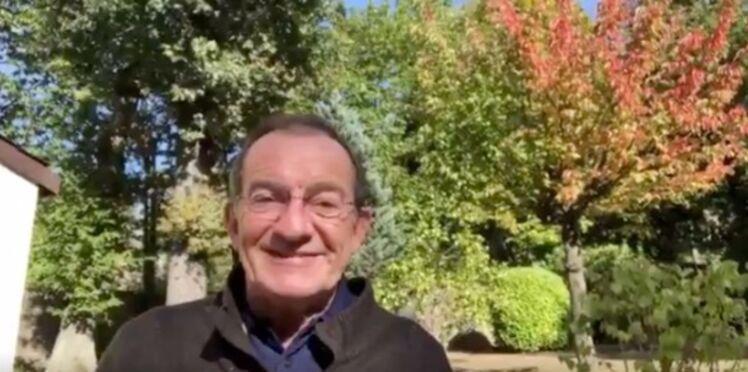 Vidéo – Jean-Pierre Pernaut donne de ses nouvelles pour la première fois depuis l'annonce de son cancer