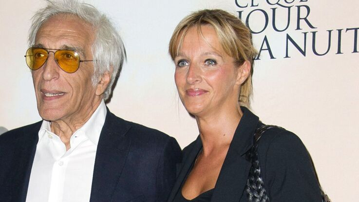 Gérard Darmon : papa à 70 ans, il se confie avec émotion sur sa fille Léna