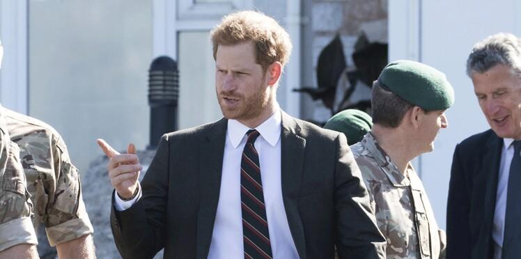 L'ancien garde du corps du Prince Harry arrêté pour pédopornographie