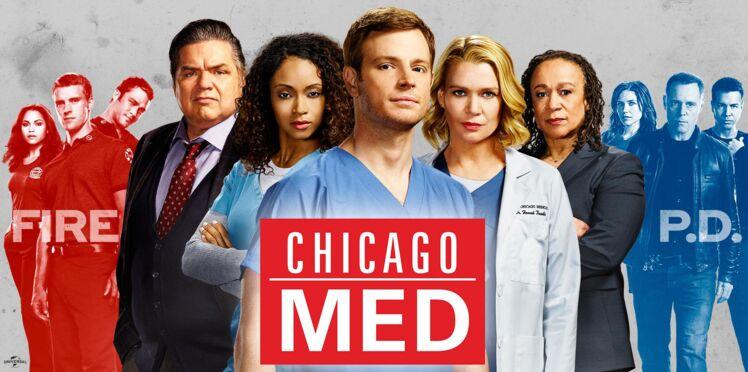 30 coffrets 6 DVD de la seconde saison de CHICAGO MED à gagner