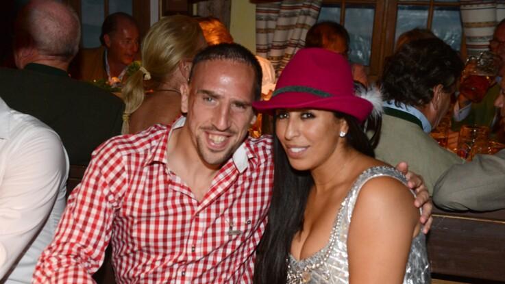 Franck Ribery : son message touchant à sa femme Wahiba
