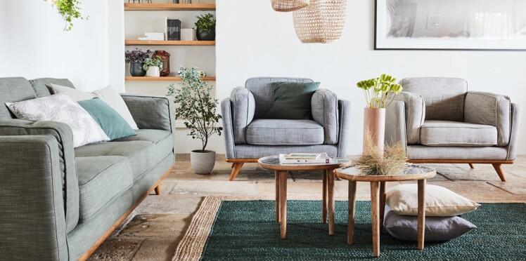 Ikea, Maisons du Monde, Gifi... nos 30 canapés préférés de la saison ...