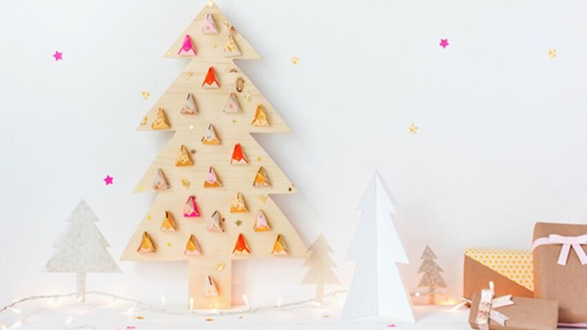 Bricolage de Noël : tous nos calendriers de l'Avent adultes et enfants à faire soi-même
