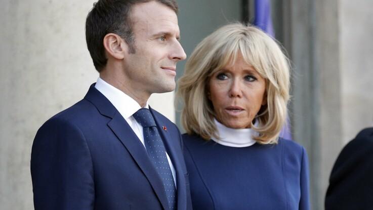 """Quand Brigitte Macron donne une """"déculottée"""" à son mari Emmanuel : """"Il faut arrêter les conneries"""""""