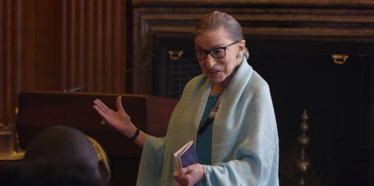 """On a vu pour vous : """"RBG"""", de Julie Cohen et Betsy West sur Ruth Bader Ginsburg, la Simone Veil américaine"""