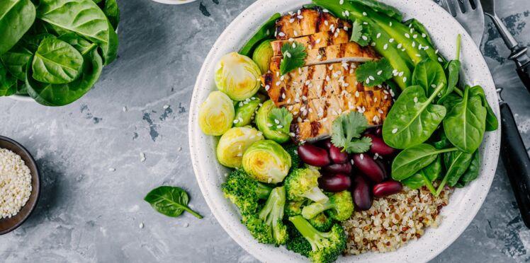 6 exemples de repas équilibré pour perdre du poids