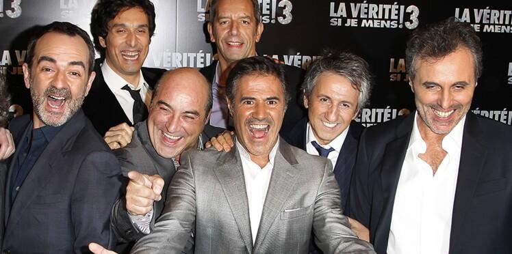 """Photos - """"La Vérité si je mens 4, les débuts"""" : découvrez les acteurs qui vont jouer les jeunes Yvan, Dov, Serge et Patrick"""