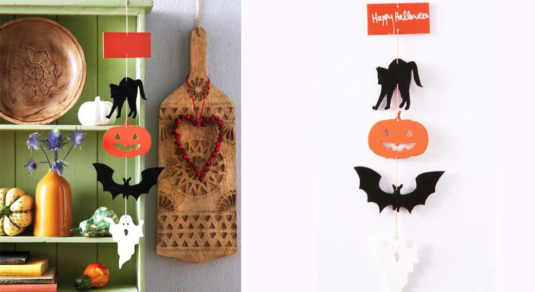 Le mobile spécial Halloween