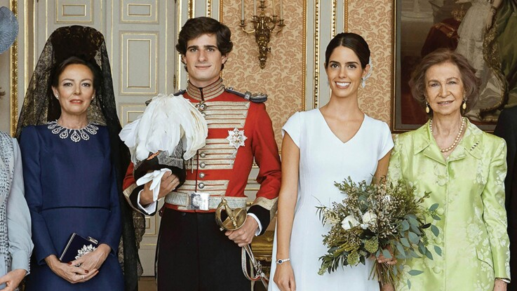 Photos -Fernando Fitz-James Stuart et Sofia Palazuelo : Harry et Meghan Markle version espagnole