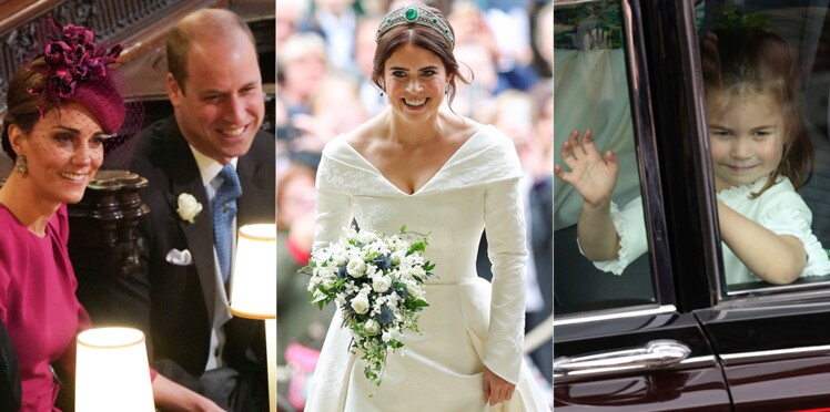 Mariage d'Eugénie d'York : les plus belles photos de la cérémonie