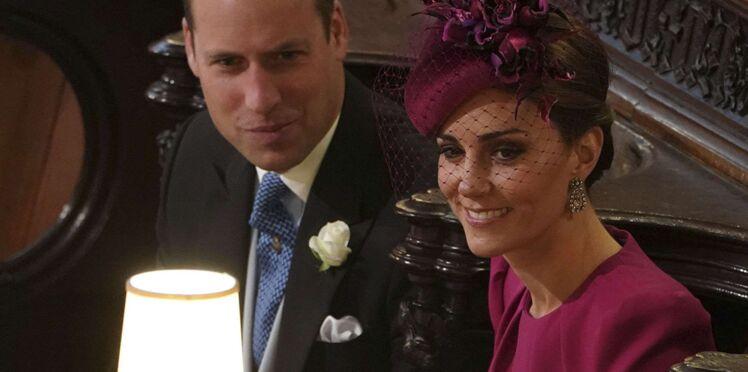 Photos - Mariage d'Eugénie d'York : Kate et William, plus complices et amoureux que jamais