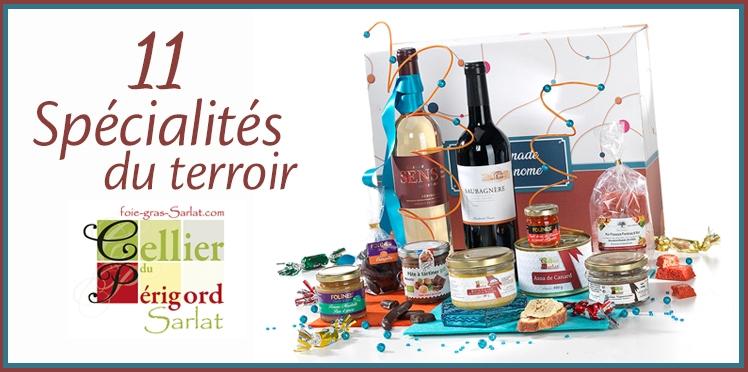 Cellier du Périgord : 15 coffrets de Noël à gagner