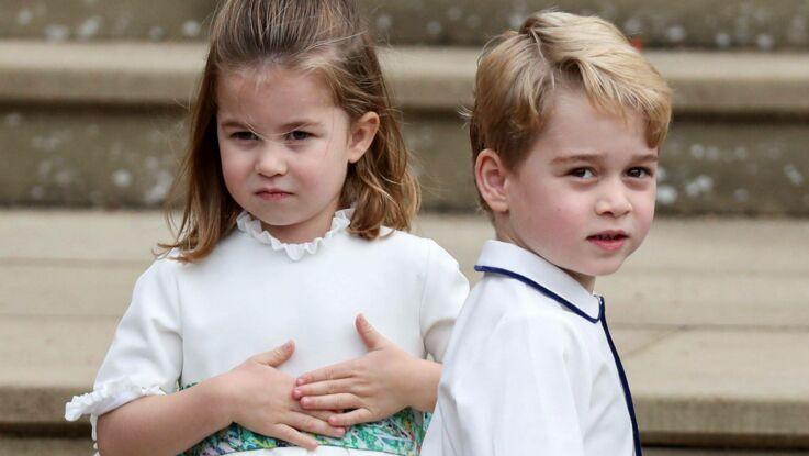 Photos - Mariage d'Eugénie d'York : George et Charlotte font le show en garçon et demoiselle d'honneur