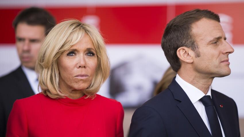 Brigitte Macron : sa phrase assassine contre ceux qui ont lancé les rumeurs sur l'homosexualité d'Emmanuel Macron