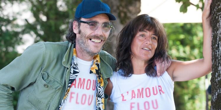 Romane Bohringer et son ex, Philippe Rebbot, révèlent les injures et les sms qui ont accompagné la fin de leur couple