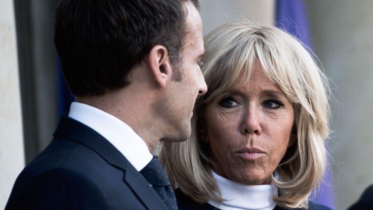 Brigitte et Emmanuel Macron : leur grosse dispute qui a fait trembler l'Elysée