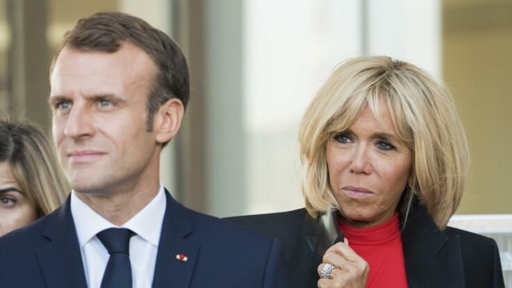 """Brigitte Macron inquiète : comment elle aide son mari à """"ne pas rater son quinquennat"""""""