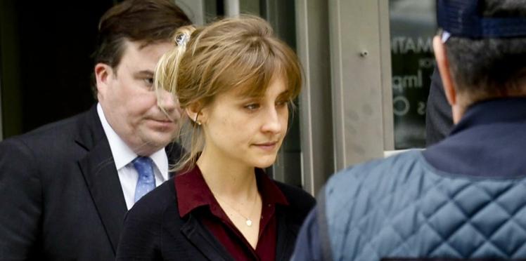 Une actrice de série mêlée à une sordide affaire d'esclavagisme sexuel où les femmes étaient brûlées au fer rouge