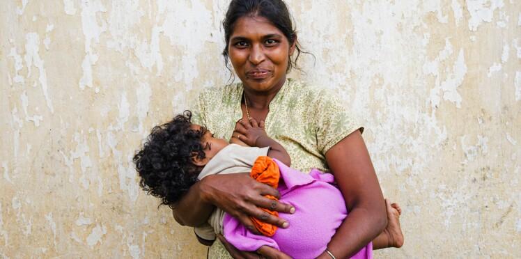 12 photos qui célèbrent l'allaitement maternel à travers le monde