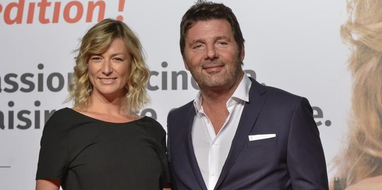 Philippe Lellouche : le premier tapis rouge avec sa compagne Vanessa, depuis la naissance de leur fille