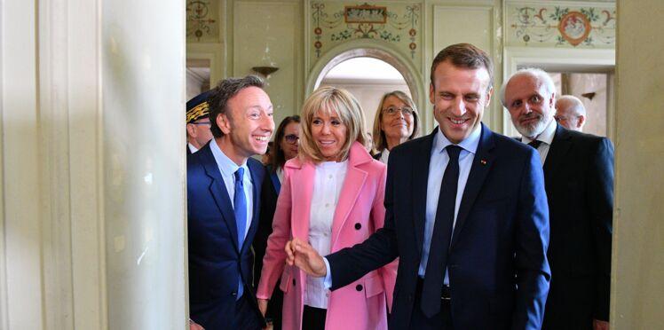 Grosse dispute entre Emmanuel et Brigitte Macron : Stéphane Bern réagit avec humour
