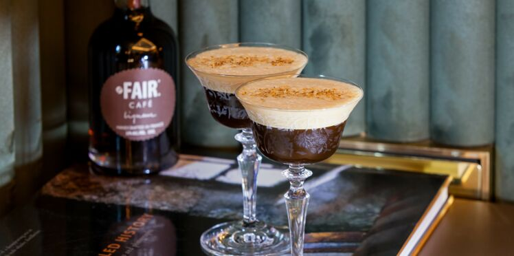 Espresso Martini, un cocktail vodka-café