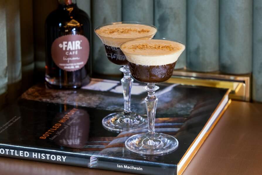 Espresso Martini, un cocktail vodka-café