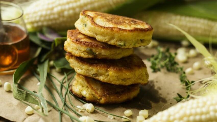 Nos recettes de galette, boulette ou steak végétarien pour remplacer la viande